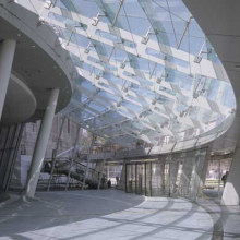 <p>Martha A. and Robert S. Rubin Pavilion and Lobby</p>