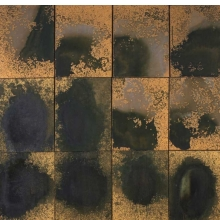 <p>Andy Warhol (American, 1928&ndash;1987). <em>Oxidation Painting (in 12 parts)</em>, 1978. Acrylic and urine on linen, 48 &times; 49 in. (121.9 &times; 124.5 cm). The Andy Warhol Museum, Pittsburgh; Founding Collection, Contribution The Andy Warhol Foundation for the Visual Arts, Inc. &copy; 2010 The Andy Warhol Foundation for the Visual Arts/Artists Rights Society (ARS), New York</p>