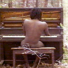 <p>Sanford Biggers (American, b. 1970). <i>Bittersweet the Fruit</i>, 2002. Single-channel color video with sound component. Courtesy of the artist and Michael Klein Arts, New York</p>