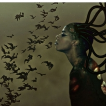 <p>Wangechi Mutu (Kenyan, b. 1972). <i>The End of eating Everything</i> (still), 2013. Animated video, color, sound, 8 min. Courtesy of the artist. Commissioned by the Nasher Museum of Art at Duke University, Durham, North Carolina. &copy; Wangechi Mutu</p>