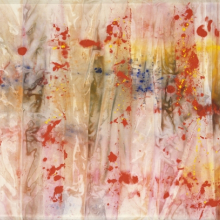 <p>Sam Gilliam (American, b. 1933). <em>Red April</em>, 1970. Acrylic on canvas, 110 × 160 in. (279.4 × 406.4 cm). The University of Iowa Museum of Art, Iowa City, Gift of The Longview Foundation and Museum purchase, 1971.11. © Sam Gilliam</p>