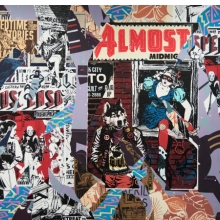 <p>FAILE. <em>Eastern Suspenso</em>, 2015. Acrylic and silkscreen ink on canvas, 72 &times; 96 in. (182.9 &times; 243.8 cm). Courtesy of the artists. &copy; FAILE. (Photo: Jonathan Dorado, Brooklyn Museum)</p>