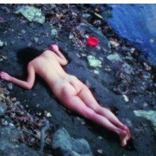 <p>Ana Mendieta (Cuba 1948&ndash;1985 United States; worked in the United States). <em>Coraz&oacute;n de roca con sangre</em> (Rock heart with blood), 1975. Super 8 film converted to high definition digital media, color, silent, 3:03 min. Courtesy of The Estate of Ana Mendieta Collection, LLC, and Galerie Lelong, New York. &copy; Ana Mendieta</p>