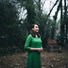<p>Vanessa Croft near her home in Gadsden, Alabama. 2016. (Photo: Rog Walker for the Equal Justice Initiative)</p>