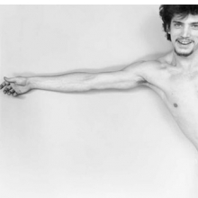 Robert Mapplethorpe (American, 1946–1989). Self Portrait, 1975. Polaroid print. © Robert Mapplethorpe Foundation. Used by permission