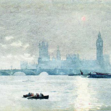 <p>Winslow Homer (American, 1836–1910). <i>The Houses of Parliament</i>, 1881. Watercolor on paper. Hirshhorn Museum and Sculpture Garden, Smithsonian Institution, Washington, D.C. Gift of Joseph H. Hirshhorn, 1966</p>