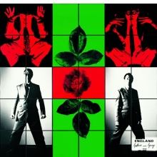 <p>Gilbert &amp; George. <i>England</i>, 1980. 118<sup>3</sup>&frasl;<sub>4</sub> x 119<sup>1</sup>&frasl;<sub>3</sub> in. (301.6 &times; 303.1 cm). Tate, London, purchased 1981. &copy; Gilbert &amp; George</p>
