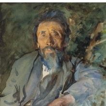<p>John Singer Sargent (American, 1856–1925). <i>A Tramp</i>, circa 1904–6. Translucent watercolor and touches of opaque watercolor, 20 &#215; 14 in. (50.8 &#215; 35.6 cm). Brooklyn Museum, Purchased by Special Subscription, 09.810</p>