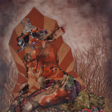 <p>Wangechi Mutu (Kenyan, b. 1972). <i>Root of All Eves</i>, 2010. Mixed media, ink, paint, collage on Mylar, 97 × 54 inches (246.4 × 137.2 cm). Collection of George Hartman and Arlene Goldman, Toronto, Canada. © Wangechi Mutu</p>