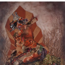 <p>Wangechi Mutu (Kenyan, b. 1972). <i>Root of All Eves</i>, 2010. Mixed media, ink, paint, collage on Mylar, 97 &times; 54 inches (246.4 &times; 137.2 cm). Collection of George Hartman and Arlene Goldman, Toronto, Canada. &copy; Wangechi Mutu</p>