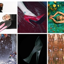 <p>Clockwise from top left (all details): Ghada Amer and Reza Farkhondeh. <i>Higher Me</i>, 2014. Video, color, sound. Courtesy of the artist; Steven Klein. Still from <i>Untitled</i>, 791, 2014. Video, color, sound; 7 min. 48 sec. Courtesy of Steven Klein Studio. © Steven Klein 2014; Zach Gold. Still from <i>Spike</i>, 2014. Video, color, sound. Courtesy of Zach Gold; Rashaad Newsome. Still from <i>Knot</i>, 2014. Single-channel video, color, sound. Courtesy of the artist; Nick Knight. Still from <i>La Douleur Exquise</i>, 2014. Video, color, sound; 2 min. 45 sec. Photo courtesy of Nick Knight and SHOWstudio; Marilyn Minter. Still from <i>Smash</i>, 2014. Video, color, sound. Courtesy of the artist and Salon 94</p>