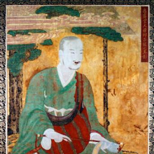 <p><em>Portrait of Buddhist Master Yo Kon</em>. Korea, Joseon dynasty, 18th&ndash;19th century. Ink, color, and gold on silk: 39 3/8 &times; 28<sup>3</sup>/<sub>4</sub> in. (100.0 &times; 73.0 cm). Anonymous loan, TL2018.7. (Photo: Courtesy of the lender)</p>