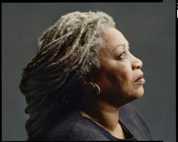 <p>Toni Morrison in <em>Toni Morrison: The Pieces I Am</em> (2019)</p>