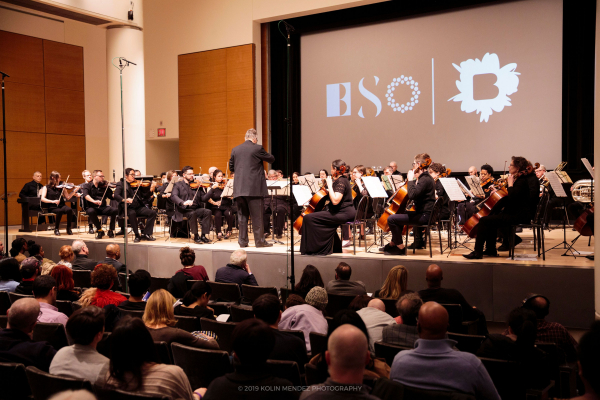 Brooklyn Museum: Brooklyn Symphony Orchestra June 2019