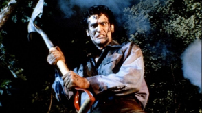 <p>Still from <em>The Evil Dead</em>, 1981</p>