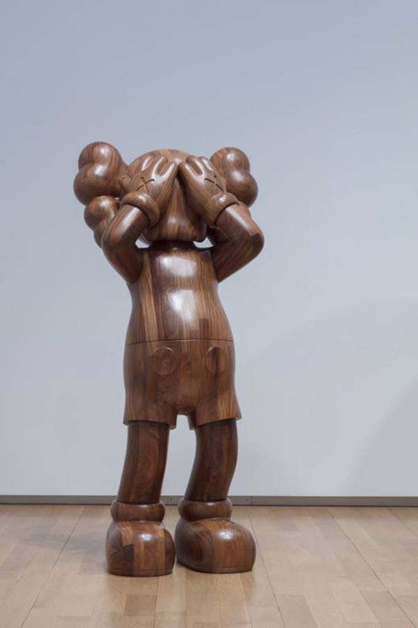 <p>KAWS: AT THIS TIME, 2013</p>