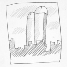 <p>Keith Haring (American, 1958&ndash;1990). <i>Manhattan Penis Drawings for Ken Hicks</i>, 1978. Graphite on paper, 8<sup>1</sup>&frasl;<sub>2</sub> x 5<sup>1</sup>&frasl;<sub>2</sub> in. (21.6 &times; 14.0 cm). Collection Keith Haring Foundation. &copy; Keith Haring Foundation</p>