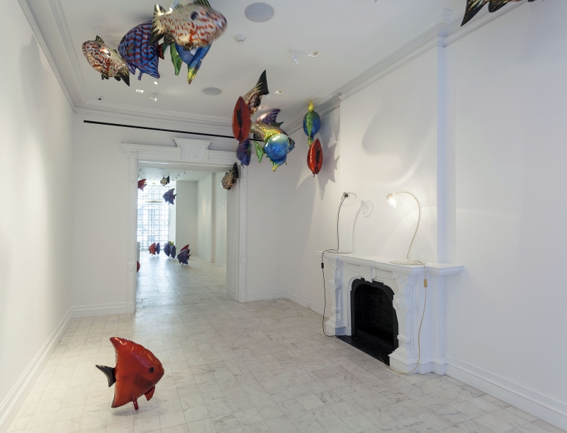 Philippe Parreno: My Room Is Another Fish Bowl