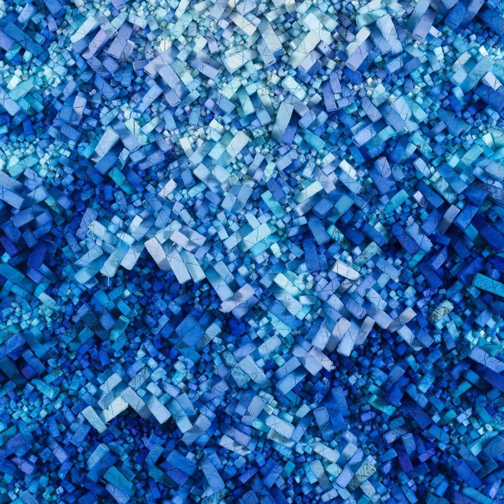 Kwang Young Chun: Aggregation 17–NV089