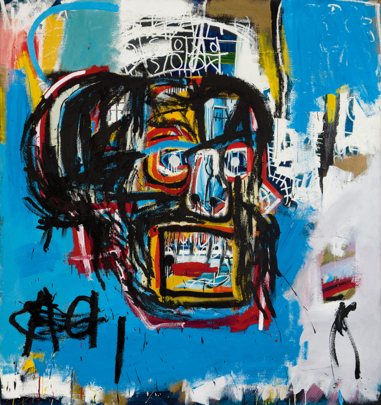 One Basquiat