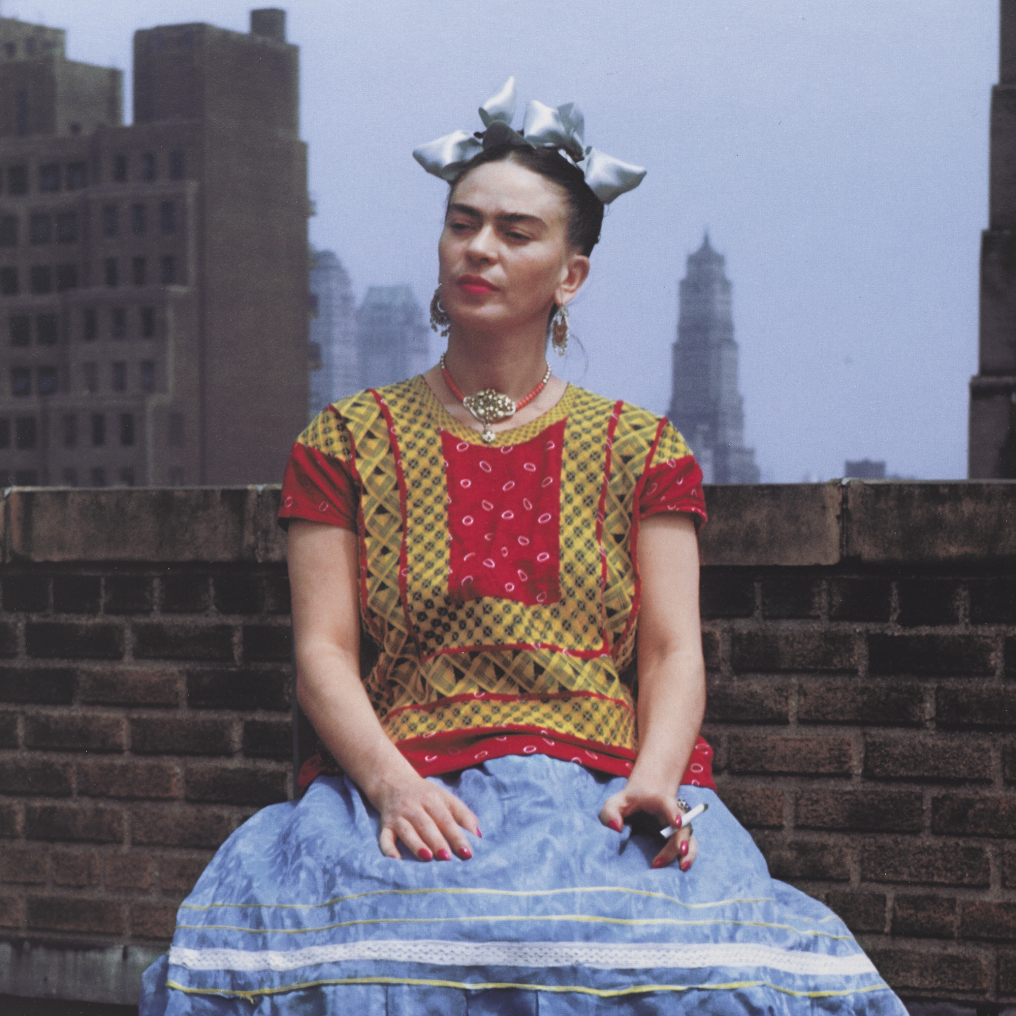 Nickolas Muray: Frida in New York