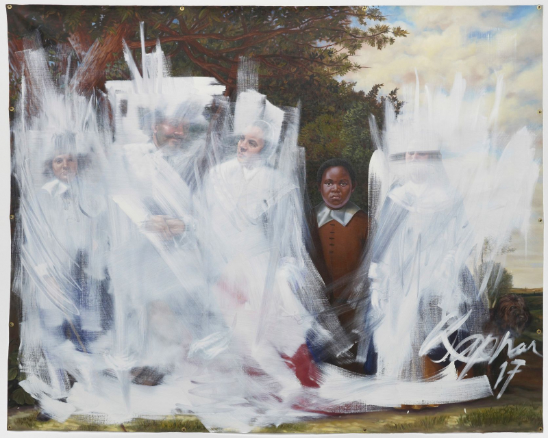 One: Titus Kaphar