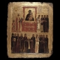 <p><em>Icon of Triumph of Orthodoxy</em>. Byzantine, around 1400. The British Museum, London. Purchased with the assistance of the National Art Collections Fund (Eugene Cremetti Fund), M&amp;ME 1988, 4&ndash;11,1. (Image: &copy; The Trustees of The British Museum, London)</p>