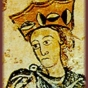<p><em>Eleanor of Aquitaine</em>, 11th century. Chapel of Saint Radegonde, Chinon, France</p>