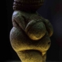 <p><em>Venus of Willendorf</em> (side view), circa 30,000&ndash;18,000<small> B.C.E. </small>Naturhistorisches Museum, Vienna. (Image: &copy; Kathleen Cohen, courtesy of World Images Kiosk, California State University)</p>