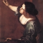 <p>Artemisia Gentileschi. <em>Self-Portrait as the Allegory of Painting</em>, circa 1630. Royal Collection, Windsor</p>