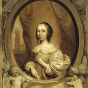 <p>Cornelis Jonson van Ceulen. <em>Anna Maria van Schurman</em>, 1657. National Gallery of Art, Washington, D.C. Gift of Joseph F. McCrindle, 2002.35.1</p>
