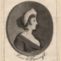 <p>Roy. <em>Mary Wollstonecraft</em>, n.d. National Portrait Gallery, Archive Collection of Prints and Drawings, London. Purchase, 1962, NPG D2788. (Image: National Portrait Gallery, London)</p>