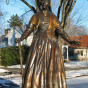 <p>Thomas Jay Warren. <em>Sojourner Truth Memorial Statue</em>, 2002. Northampton Board of Public Works, Florence, Massachusetts. (Image: Northampton, Massachusetts, Web site)</p>