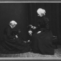 <p>Unknown artist. <em>Elizabeth Blackwell and Katharine &ldquo;Kitty&rdquo; Barry Blackwell</em>, circa 1905. (Image: W. A. Thomas, Hastings, England, courtesy of The Schlesinger Library, Radcliffe Institute, Harvard University, Cambridge)</p>