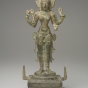 <p><em>Standing Kali</em>. India, southern region, Chola Period. Brooklyn Museum, Gift of Richard A. Benedek, 78.137</p>