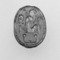 <p><em>Scarab of Hatshepsut. </em>Egypt, provenance not known. New Kingdom, Dynasty 18, circa 1478&ndash;1458 <small>B.C.E.</small> Brooklyn Museum, Gift of Evangeline Wilbour Blashfield, Theodora Wilbour, and Victor Wilbour honoring the wishes of their mother, Charlotte Beebe Wilbour, as a memorial to their father, Charles Edwin Wilbour, 16.406</p>