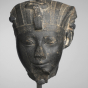 <p><em>Head of Hatshepsut or Thutmose III</em>. Egypt. New Kingdom, Dynasty 18, circa 1479&ndash;1425 <small>B.C.E. </small>Brooklyn Museum, Charles Edwin Wilbour Fund, 55.118.</p>
