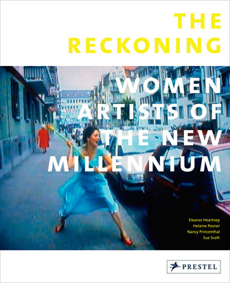<p>Book cover: The Reckoning</p>