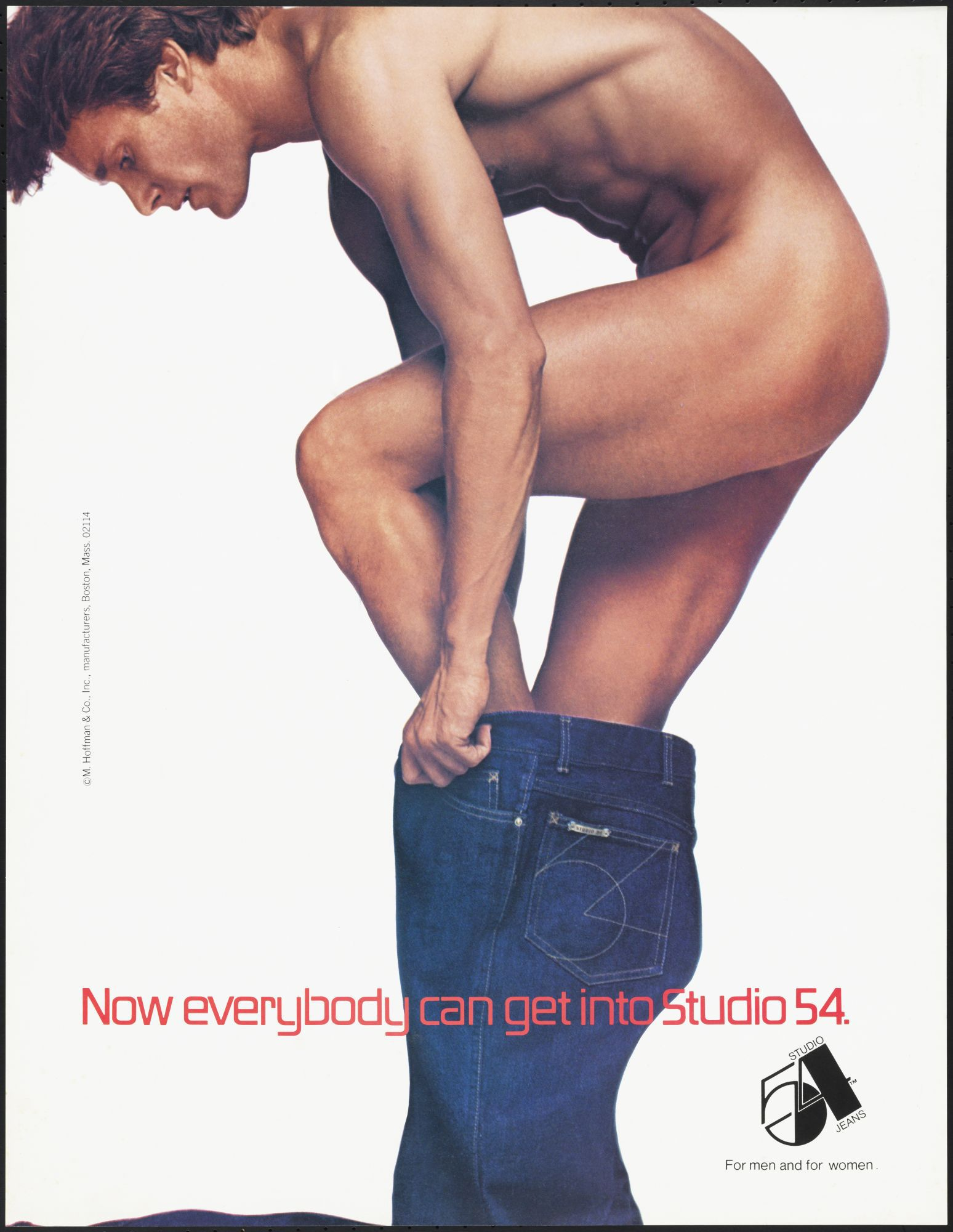 <p>Gordon Munro and Peter Roger: Now everybody can get into Studio 54</p>