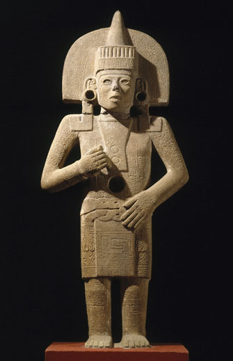Huastec: Life-Death Figure
