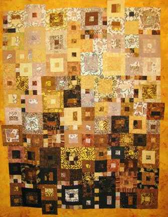 Harlem Needl Arts: sample quilt