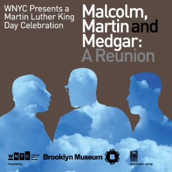 <p>WNYC Martin Luther King Jr. Day</p>