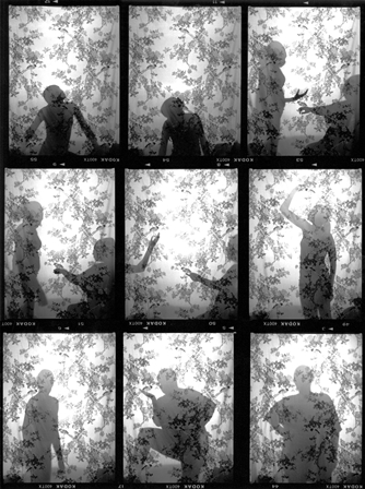 <p>LaToya Ruby Frazier: Momme Silhouettes</p>