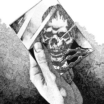 Oneohtrix Point Never album cover