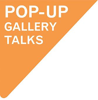 Pop-up Gallery Talks icon