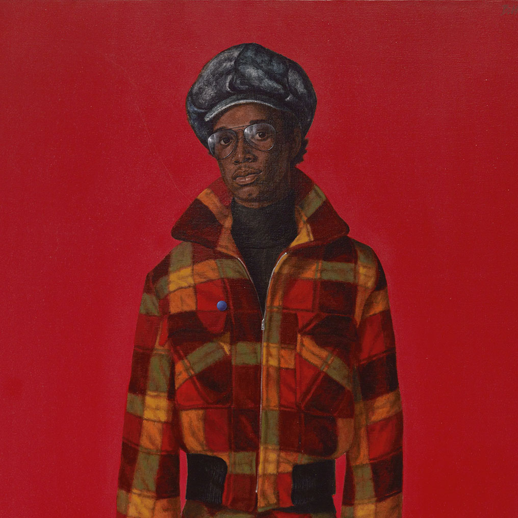Barkley Hendricks: Blood (Donald Formey)