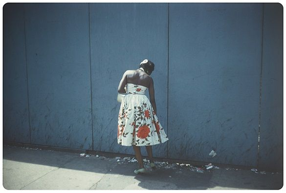 Garry Winogrand: Color