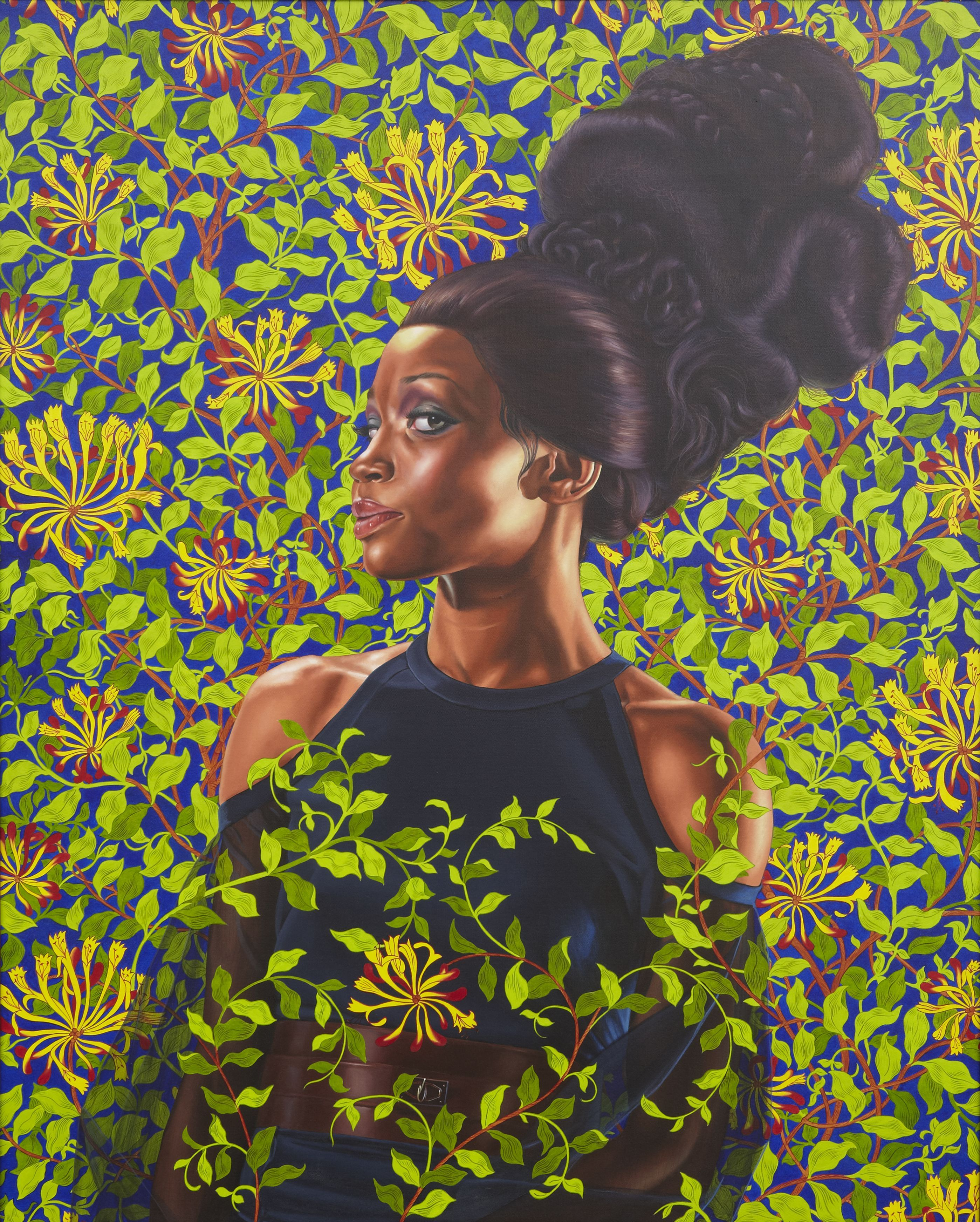 Brooklyn Museum: Kehinde Wiley: A New Republic