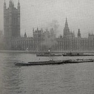 <p>Underwood &amp; Underwood. <i>Houses of Parliament, London, England</i>, 1901. Stereograph. Prints and Photographs Division, Library of Congress, Washington, D.C.</p>