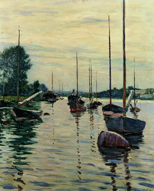 Image result for gustave caillebotte paintings